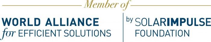 H2SITE nuevo miembro de World Alliance for efficient solutions de la Solar Impulse Foundation.